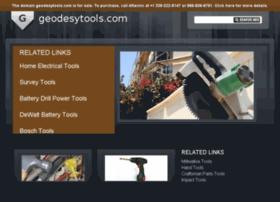 geodesytools.com