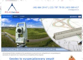 geodezjagrojec.pl