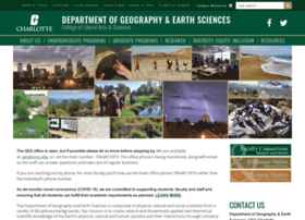 geoearth.uncc.edu