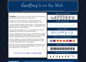 geoffreys.info