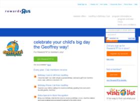 geoffreysbirthdayclub.com