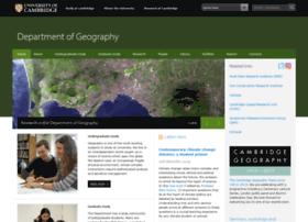 geog.cam.ac.uk