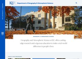 geog.ku.edu