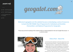 geogalot.com