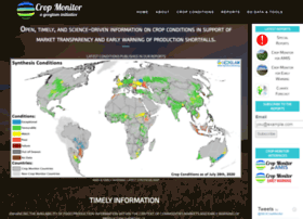 geoglam-crop-monitor.org