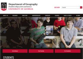 geography.uga.edu