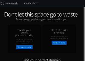 geographylwc.org.uk