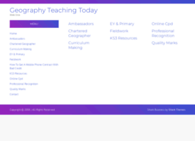 geographyteachingtoday.org.uk