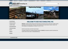 geohaz.com