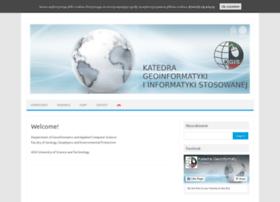 geoinf.agh.edu.pl