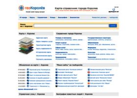 geokorolev.ru