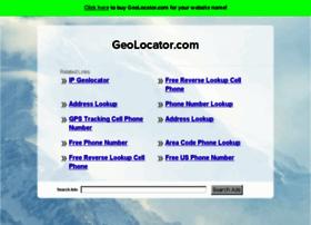 geolocator.com