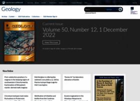 geology.gsapubs.org