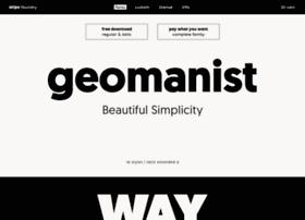 geomanist.com