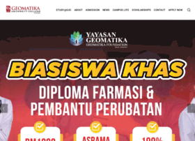 geomatika.edu.my