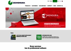 geomensura.com