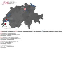 geomod.ch