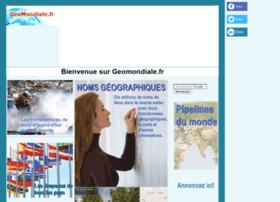 geomondiale.fr