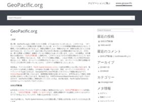 geopacific.org