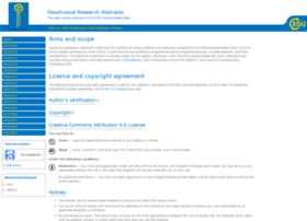 geophys-res-abstr.net