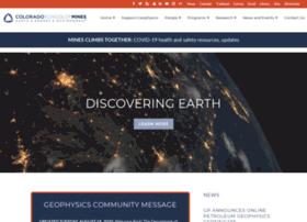 geophysics.mines.edu