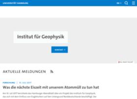 geophysics.zmaw.de