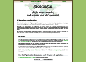 geoplugin.com