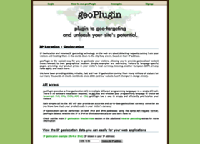 geoplugin.net