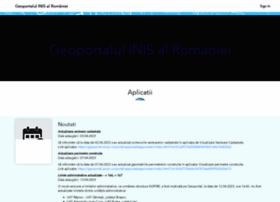 geoportal.gov.ro