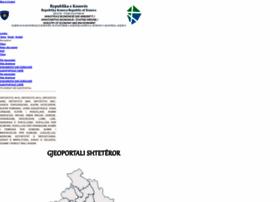 geoportal.rks-gov.net