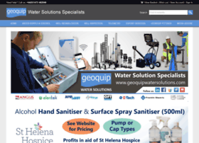 geoquipwatersolutions.com