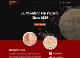 georgeespizza.com