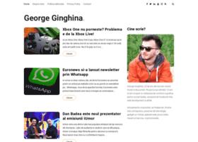 georgeginghina.com