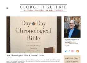 georgehguthrie.com
