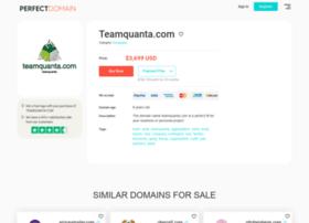 georgelugojr.teamquanta.com