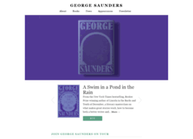 georgesaundersbooks.com