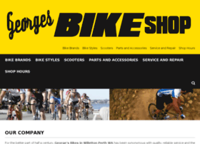 georgesbicycles.bike