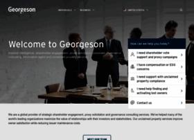georgeson.com