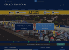 georgesonscars.co.uk