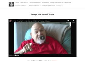 georgetheanimalsteele.com