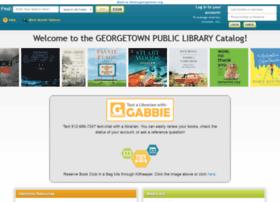 georgetown.biblionix.com