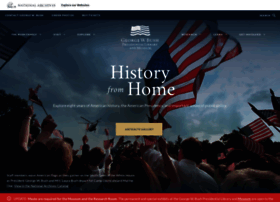 georgewbushlibrary.gov