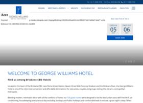 georgewilliamshotel.com.au