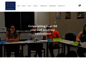 georgiaarchivesinstitute.org