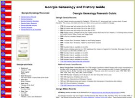 georgiagenealogysearch.com