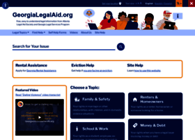 georgialegalaid.org