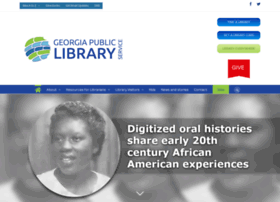 georgialibraries.org