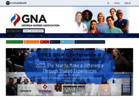 georgianurses.org