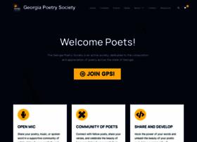 georgiapoetrysociety.org
