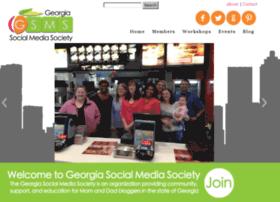 georgiasocialmediasociety.com